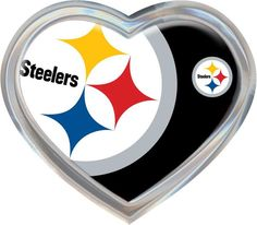 Shop the Official Steelers Pro Shop for the officially licensed Pittsburgh Steelers Chrome Heart Auto Emblem. Steelers Rings, Steelers Football, Steelers Stuff, Pittsburgh Penguins Logo, Sport Craft, Steeler Nation, Picture Logo, Great Team, Bmw Logo