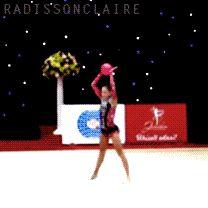 Anastasiya Serdyukova (UZB) ball, Miss Valentine 2014 (x)