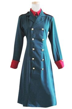 Hetalia: Axis Powers Denmark Cosplay Uniform Costume by cossky