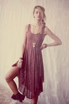 Ethereal 60s Captures - The Free People Festival 2012 Photoshoot Features Chic Looks (GALLERY)