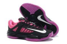 low priced 996a3 46a3f Cheap Black White-Pinkfire Light 2013 Womens Nike Lunar Hyperdunk Low  554671 005 For Sale