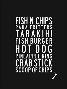 Omg love this it's kiwi as New Zealand Food, Air New Zealand, Kiwi Fish And Chips, Crab Stick, Fish Burger, Nz Art, Teaching Skills, State Of Arizona