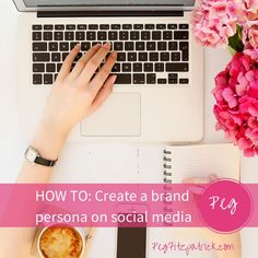 Case studies of creative companies who effectively branded themselves. : How to Create a Brand Persona on Social Media Social Media Branding, Social Media Tips, Social Media Marketing, Personal Branding, Business Branding, Business Articles, Business Tips, Online Business, Pinterest Marketing