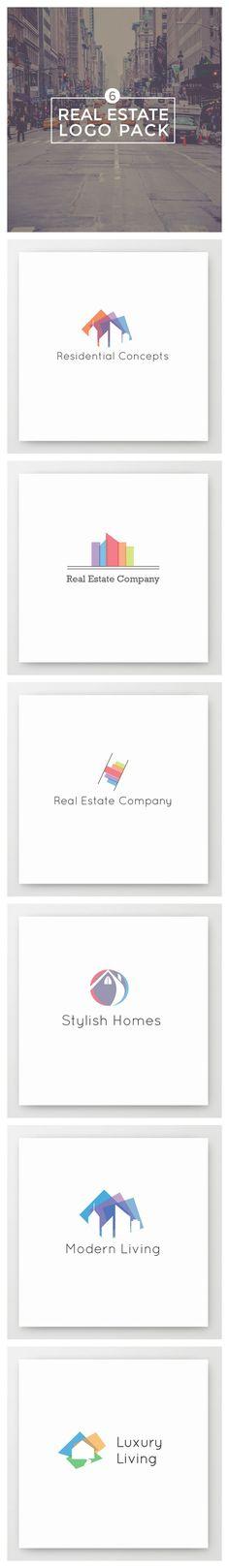 #Modern Real #Estate #Logo Pack | http://83oranges.com/product/modern-real-estate-logo-pack/?utm_content=bufferd1841&utm_medium=social&utm_source=pinterest.com&utm_campaign=buffer
