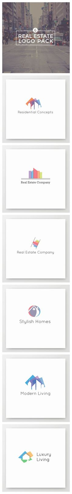 #Modern Real #Estate #Logo Pack | http://83oranges.com/product/modern-real-estate-logo-pack/?utm_content=bufferd1841&utm_medium=social&utm_source=pinterest.com&utm_campaign=buffer