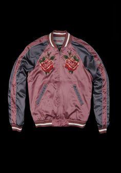 REPLAY - Flower College Jacket