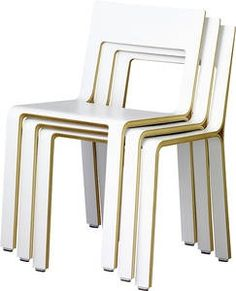 Frame Side Chair from Satelliet UK - Contract and Hospitality Furniture