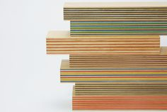 Paper-Wood  wood made from wood veneer and recycled paper!