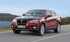 2014 BMW X4 artists rendering 101 2