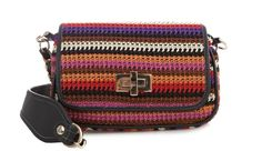 #MMissoni #crochet bag | spring summer 2012
