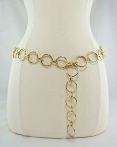 Remember the 1960's chain belt,?