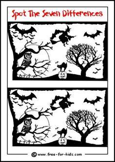 Kid games 587508713874153359 - Zi's Children's Halloween KIDS Games & Activities Halloween Words, Fete Halloween, Halloween Party Games, Toddler Halloween, Holidays Halloween, Halloween Themes, Halloween Crafts, Halloween Decorations, Halloween Word Search