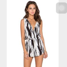 NWT Eight Sixty Obsidian Romper brand new w tags from revolve--open to reasonable offers made with the offer button Eight Sixty Other