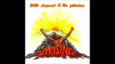 Bob Marley - Uprising (1980)  - Full Album