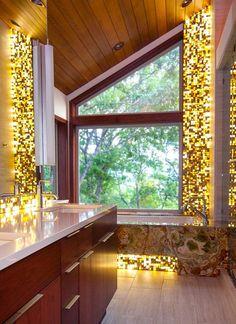 LED Backlit Onyx Tiles | ImagiLux Ultra-Thin LED Panels