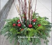 outdoor christmas decoration ideas martha stewart - Google Search