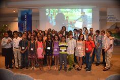 Estudiantes participantes del Proyecto Ciencia Boricua