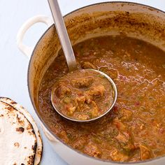Colorado Green Chili - Cook's Country