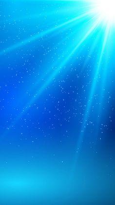 파란색 조명 H5 배경 Bright Wallpaper, Light Blue Background, Football Stadiums, Mother Mary, Northern Lights, Christmas Cards, Texture, Painting, Travel