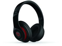 The Beats Studio Wired Over-Ear Headphones have Bluetooth, Adaptive Noise Cancelling (ANC), a rechargeable battery, and re-engineered sound. Beats Studio Headphones, White Headphones, Noise Cancelling Headphones, Wireless Headphones, Over Ear Headphones, Beats Solo, Beats By Dre, Cheap Beats, Beats Audio