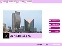 Tema 20: El arte en el siglo XX by mbellmunt0 via slideshare Internet, Desktop Screenshot, Art History, Baccalaureate