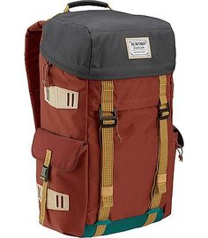 Burton Annex Tandoori Ripstop backpack