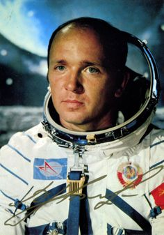 Happy birthday to Soviet cosmonaut Valentin Lebedev, born on April 14, 1942 in Moscow, Russia. He made two flights into space, including a 1982 stay with Anatoly Berezovoy on the Salyut 7 space station that lasted an astounding 211 days, a world record at the time.
