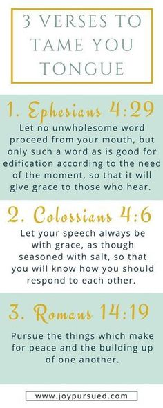 Think before you speak -bible verses Does your tongue ever get the better of you? Learn how praying 3 verses can help you tame your tongue. Click through to read the whole post. Bible Prayers, Bible Scriptures, Bible Quotes, Healing Scriptures, Healing Quotes, Heart Quotes, Scripture Verses, Irish Quotes, Scripture Memorization