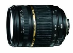 Tamron AF 28-300mm f/3.5-6.3 XR Di LD VC (Vibration Compensation) Aspherical (IF) Macro Zoom Lens with Built in Motor for Nikon Digital SLR Cameras by Tamron. $629.00. From the Manufacturer                 Unleash the picture power of your digital SLR with this remarkable new compact, lightweight all-in-one zoom lens. Covering an impressive 10.7X, wide-to-longtelephotozoom range on both full-frame and APS-C format digital SLRs it gets down to an incredible 0.49m (19...