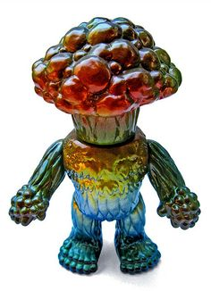 Matango (Custom Painted by Lee Porter) by geozilla, via Flickr