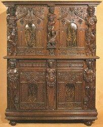 Restauration de meubles - Atelier Bence - Style Renaissance