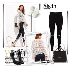 """""""Sheln"""" by eelmaa ❤ liked on Polyvore featuring Boohoo, Givenchy and Lokai"""