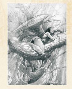 alberto varanda image du Sketchbook 1#