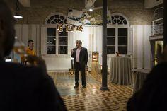 Xavier Martín, CEO Grupo faro, y Jordi Ribaudí de Estudi Ribaudí hablaron sobre el proceso de creación