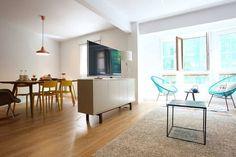Échale un vistazo a este increíble alojamiento de Airbnb: SUPERB QUIET FLAT 30S TO THE BEACH - Apartamentos en alquiler en Donostia
