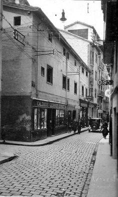 1925.Calle de las Comedias.