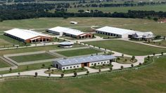 E E Ranches, state-of-the-art breeding facility and home to Cat Ichi (Cutting Horse Ranch)