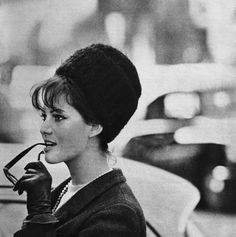 Magdorable!: March 2016: Claudia Cardinale in Paris, Jours de France March 1963
