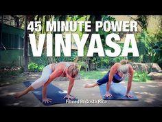 Five Parks Yoga - Cardio Core: 20 minute class - YouTube