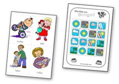 ESL-Kids - Flashcards, Worksheets, Games and Songs - FREE DOWNLOADS and you can create your own. AWESOME SITE