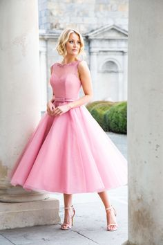 Beautiful bridal dresses, wedding gowns and plus size wedding dresses for your wedding from Special Day. Fashionable bridesmaid dresses and prom dresses. Tea Length Bridesmaid Dresses, Tea Length Wedding Dress, Tea Length Dresses, Bridesmaids, Dressy Dresses, Satin Dresses, Nice Dresses, Gowns, Peplum Dresses