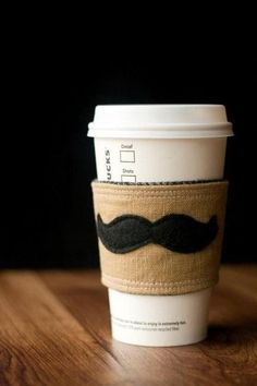 Do you take #coffee with your #mo #movember