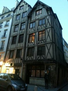 One of the oldest building in Paris