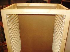 Cómo hacer un mueble para monedas paso a paso. - Página 7