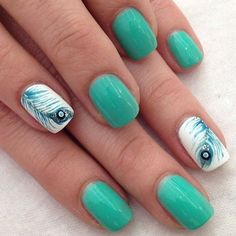 Spring Nails - 45 Warm Nails Perfect for Spring  <3 <3 #summernails