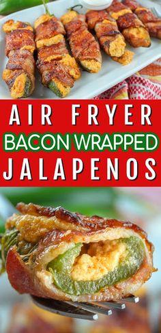 Jalapeno Recipes, Bacon Recipes, Spicy Recipes, Jalapeno Ideas, Pepper Recipes, Game Recipes, Bacon Wrapped Stuffed Jalapenos, Stuffed Jalapeno Peppers, Amigurumi