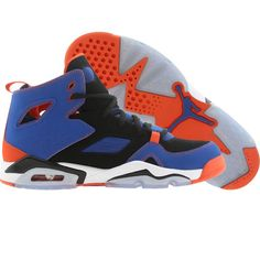 6709199ec4563e Jordan Big Kids FLTCLB Flight Club 91 (game royal   white   black    trademark orange) 555472-415 -  98.00