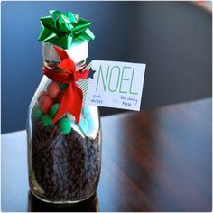 44 Creative DIY Christmas Gifts in a Jar | Dodo Burd