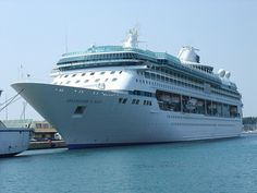 Splendor of the Seas, 8 days part of the contest, Greece and Italy!