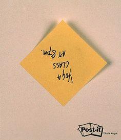 Post-It. История липких листочков - Креативный обзор